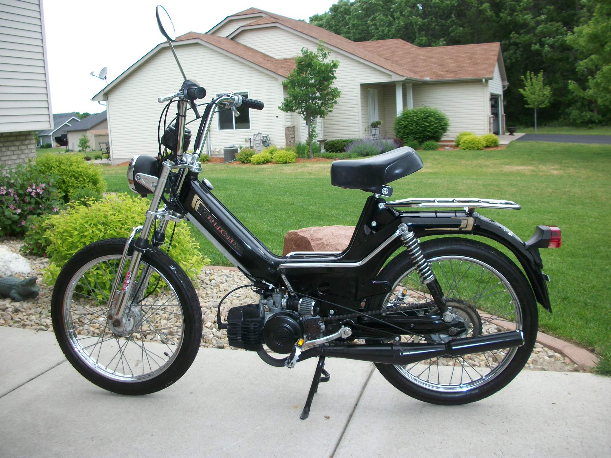 Used 1978 Puch Newport Modified Sold Sunday Morning