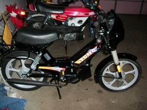 2004 Tomos Sprint