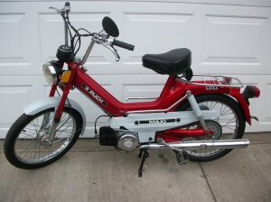 1977 Puch Maxi (Early Style)