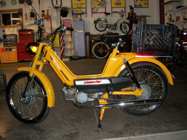 Reconditioned  1977 Columbia Commuter  Sold