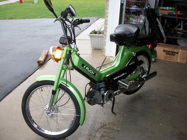 za50 sunday morning motors green puch maxi luxe