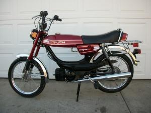1978 Puch Magnum XK