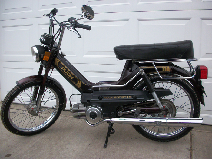 Reconditioned 1984 Puch Maxi Sport Ls No Longer Available on tomos wiring diagram