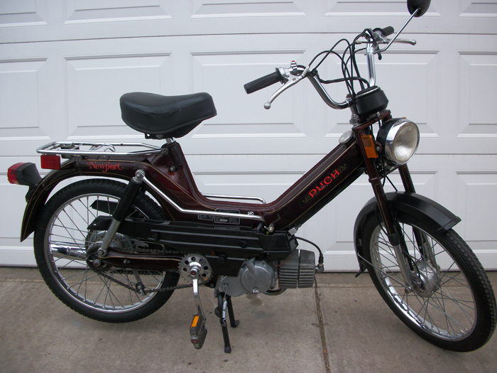 Reconditioned* 1977 Puch Newport (Sold) | Sunday Morning Motors on
