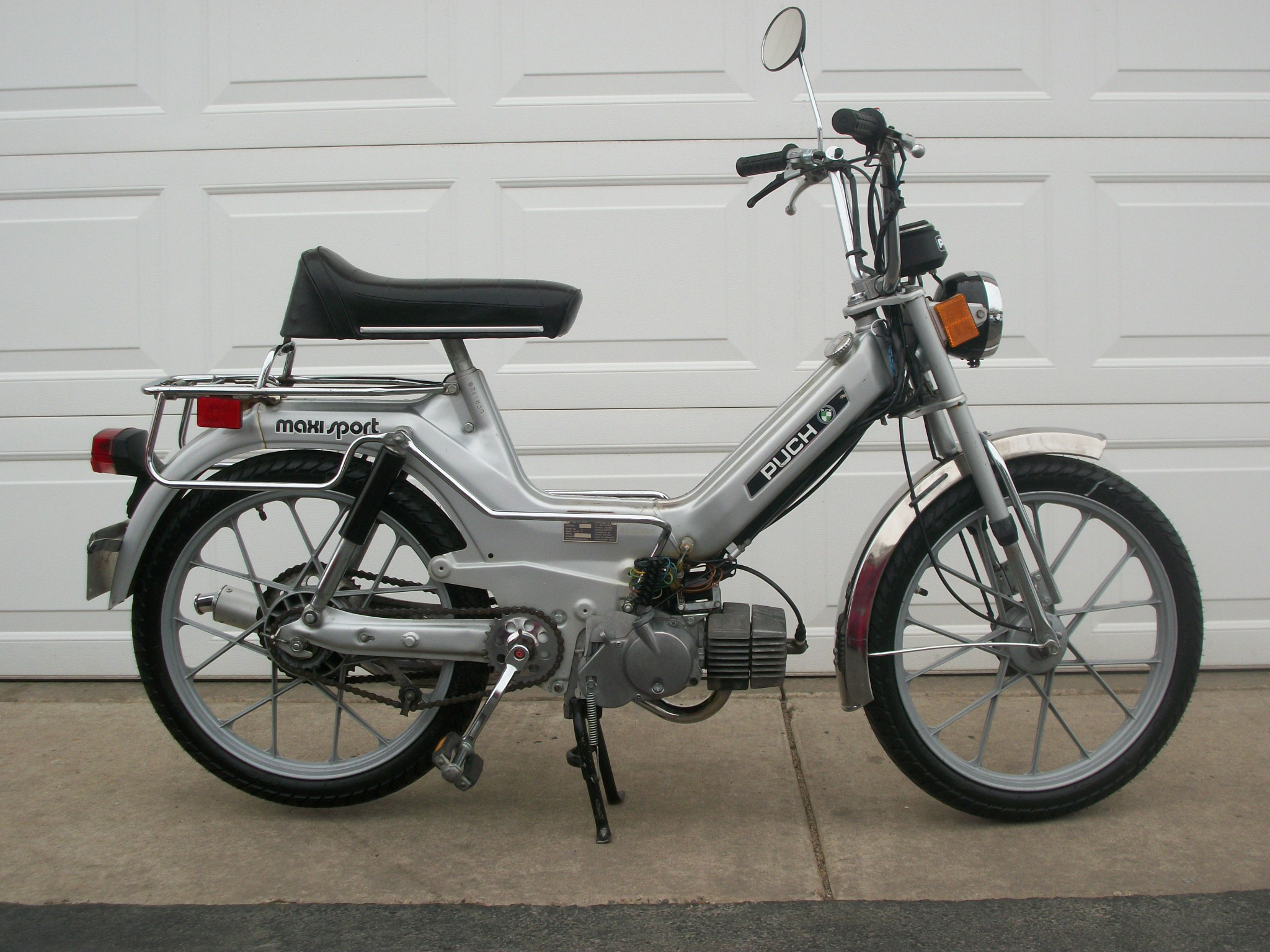 *Used or Reconditioned* 1977 Puch Maxi Sport (Sold)  Sunday Morning Motors