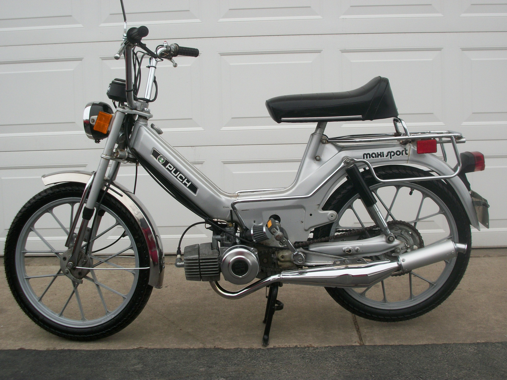 Used or Reconditioned* 1977 Puch Maxi Sport (Sold) | Sunday Morning