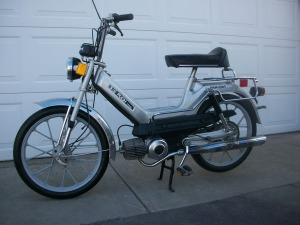 1977 Silver Puch Sport 8629239