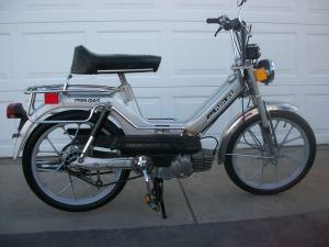 1977 Silver Puch Sport 8629239b