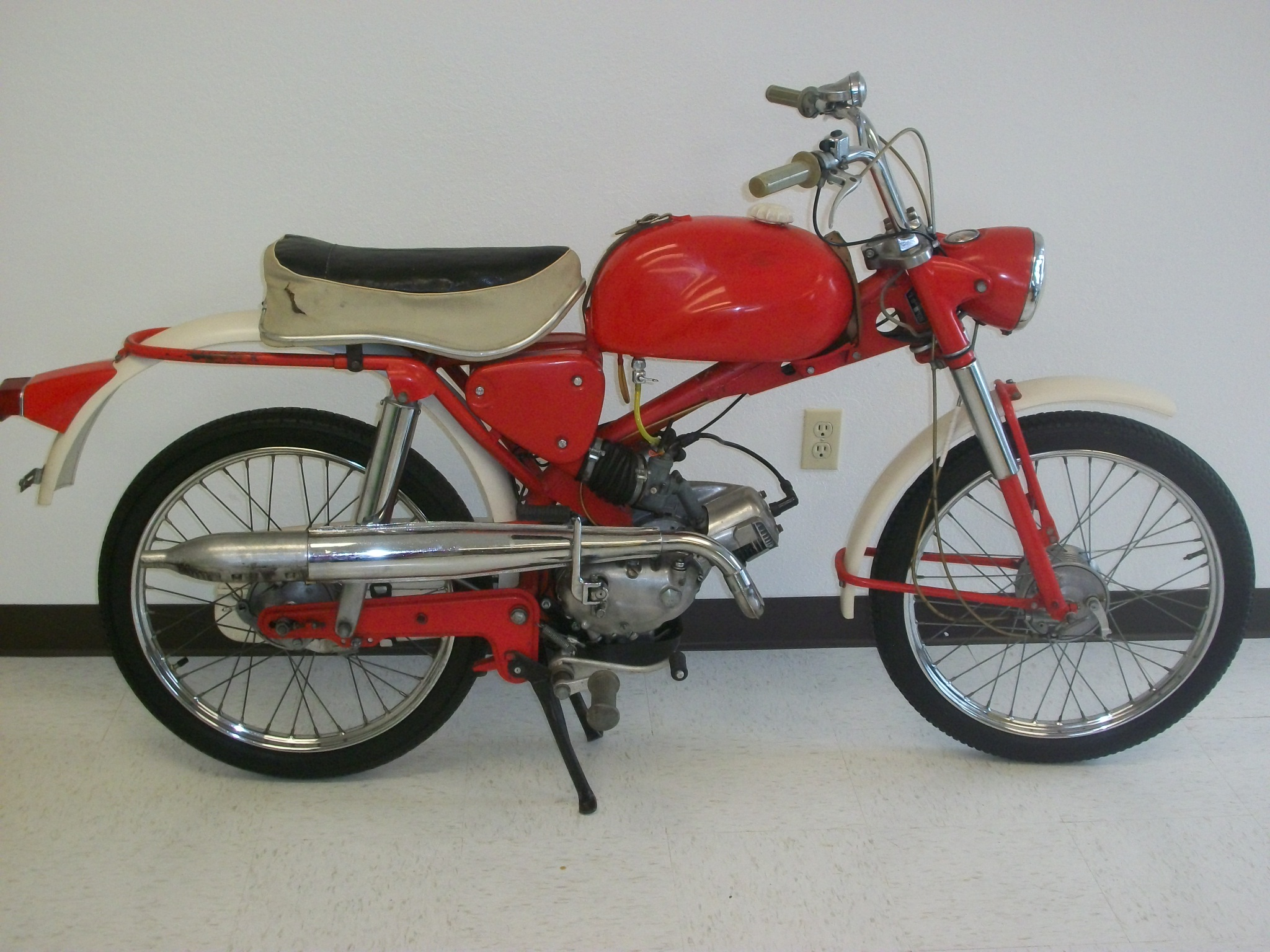 Used 1964 Allstate Puch Sport 60 Moped Sold Sunday