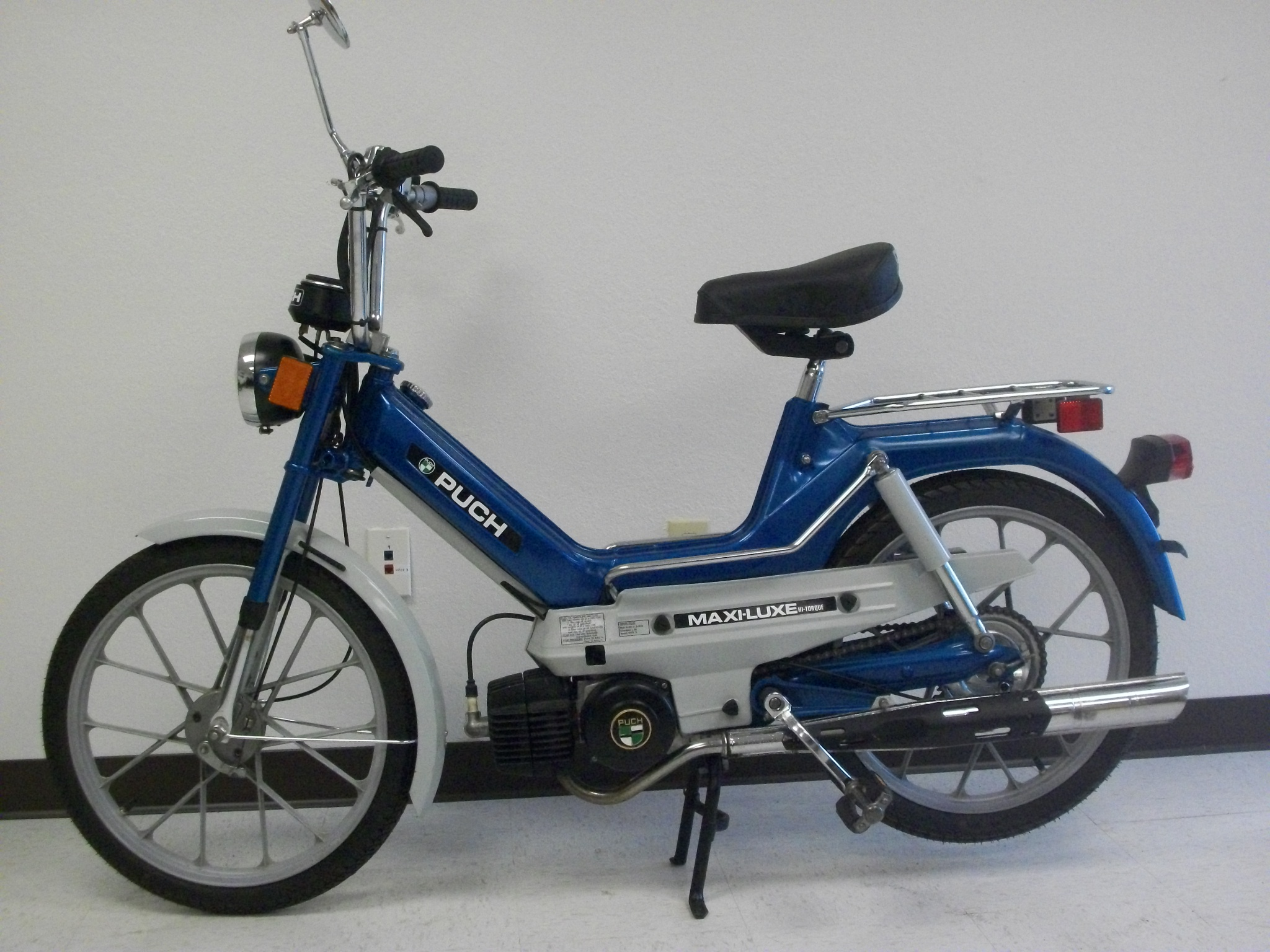 Restored 1978 Puch Maxi Luxe Sold Sunday Morning Motors