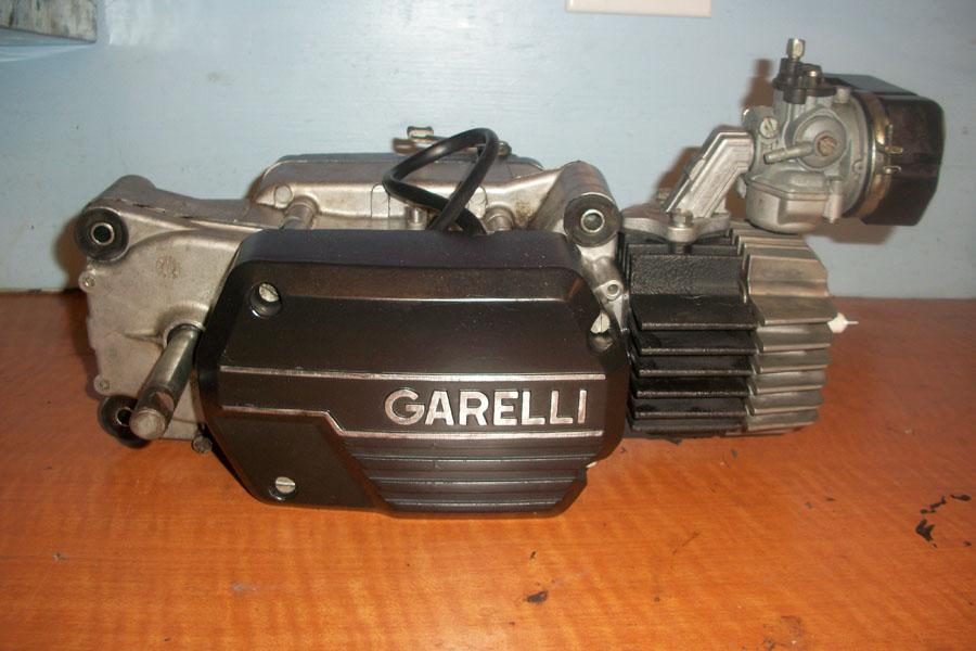 Garelli NOI Single Speed Engine Bearings Seals amp Rings