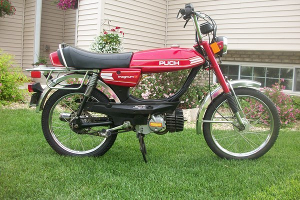 Puch mopeds 12