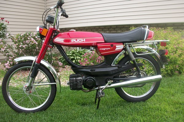 Used* 1978 Puch Magnum XK (Sold) | Sunday Morning Motors