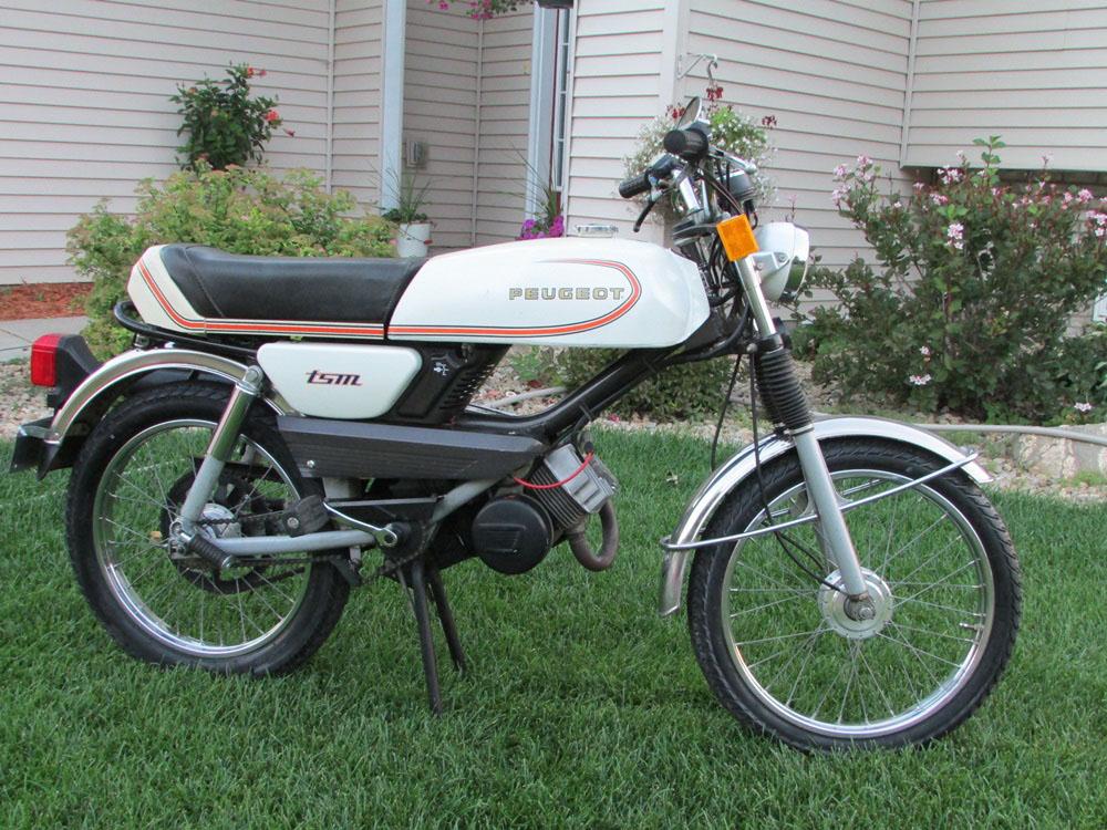 Used  1980 Peugeot Tsm  Sold
