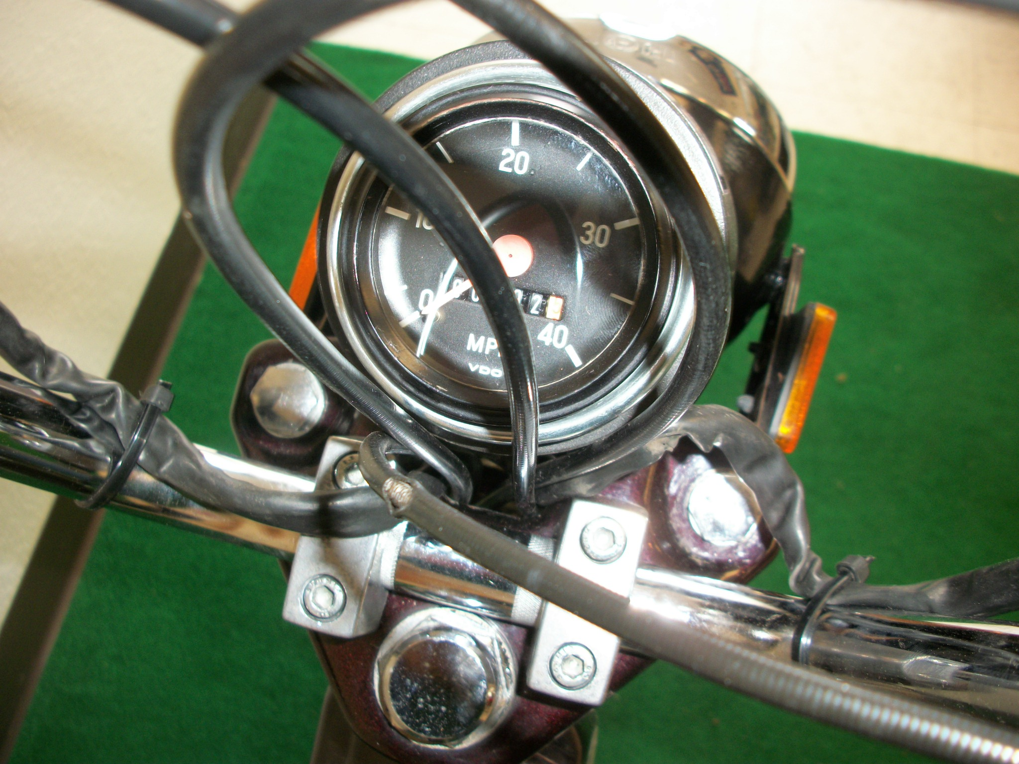 Sunday Morning Motors Beautiful Vintage European Pedal Mopeds Page 8 Wiring Diagram Puch Newport 100 7691 7686 7681 7679