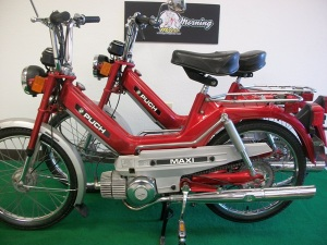 Red Puch Maxi100_7752
