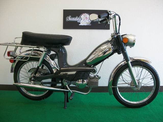 Reconditioned 1977 Foxi Gt Deluxe Sold Sunday border=