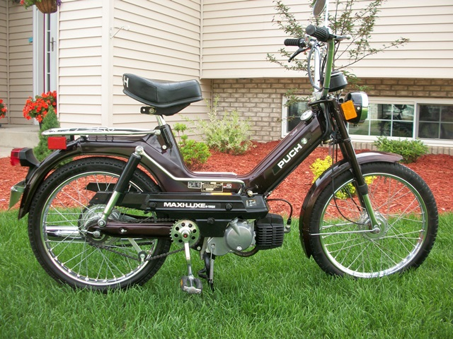 Used  1978 Puch Maxiluxe  Sold