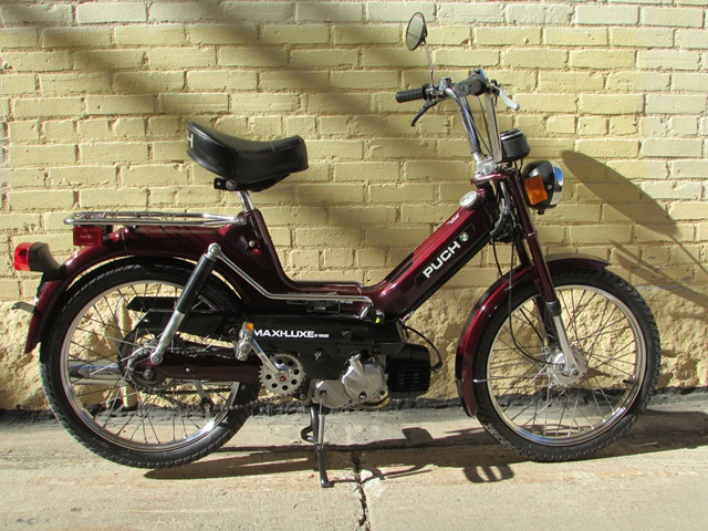 search our archive no longer available sunday morning motors 1978 puch maxi332