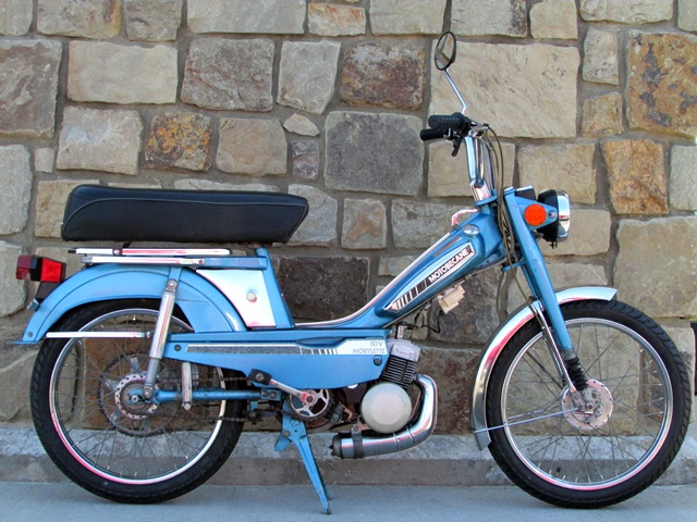 Used  1979 Motobecane 50v  Sold