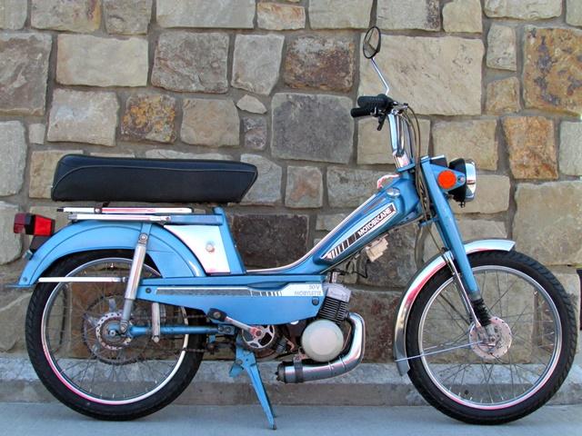 Used 1979 Motobecane 50v Sold Sunday Morning Motors