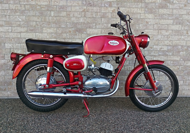 Reconditioned 1965 Wards Riverside Moped 1200 00 together with Cushman Minute Miser Electric Cart Scooter Manuals 95pg Operations Parts Lists I443255 besides Search likewise Benelli 1960 175S 2 together with 181048909123. on benelli 250 wards