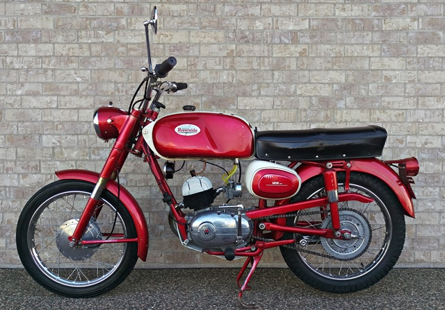 used  1968 riverside  benelli  sold