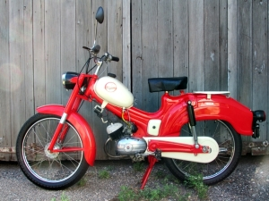 1965 Wards Riverside Moped