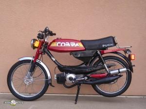 1984 Puch Cobra-1